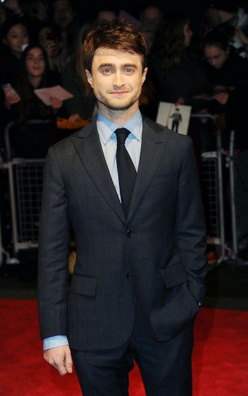 I got Daniel Radcliffe! Which British Actor Is Your Soulmate?