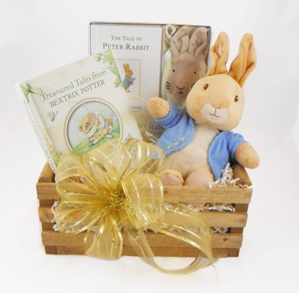 Baby Gift Baskets With Books : Best images about beatrix potter on cereal