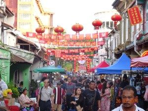 Jonker Walk, Malacca, Malaysia is a happening place - so much to see, do and eat - brilliant!
