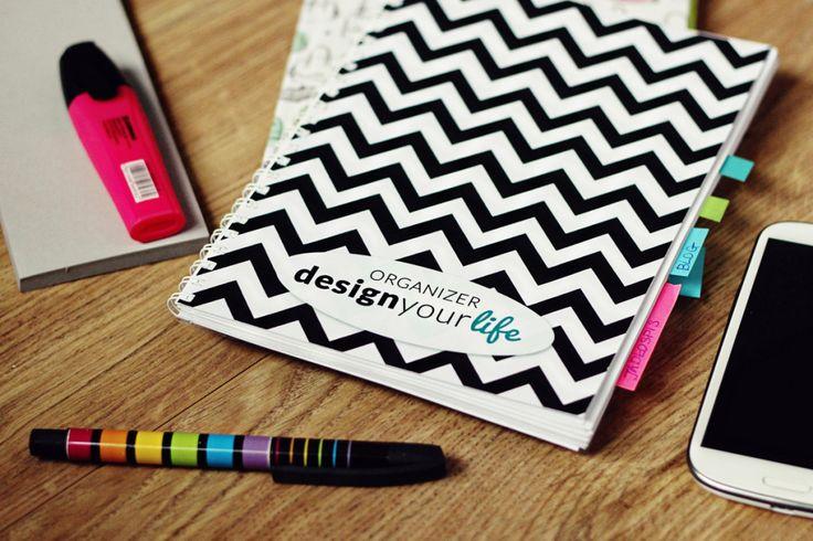 DIY planner - printable! // DIY organizer do wydrukowania - Designyourlife.pl