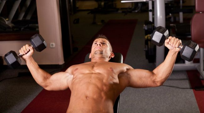 7 Must-Do Moves for A Strong, Chiseled Chest