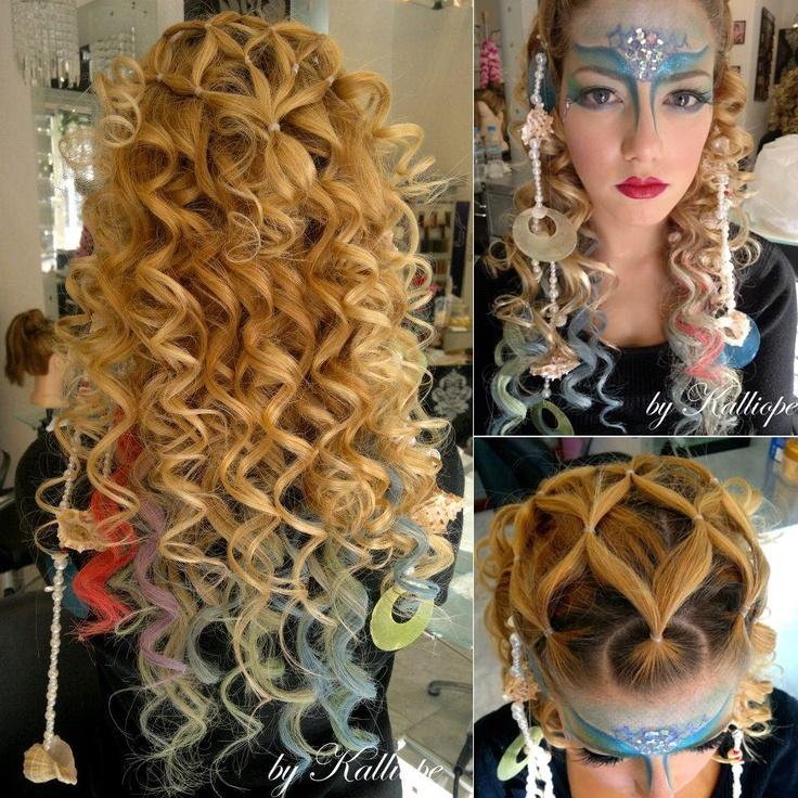 Hair & Make up by Kalliope Veniou  https://www.facebook.com/kalliopev