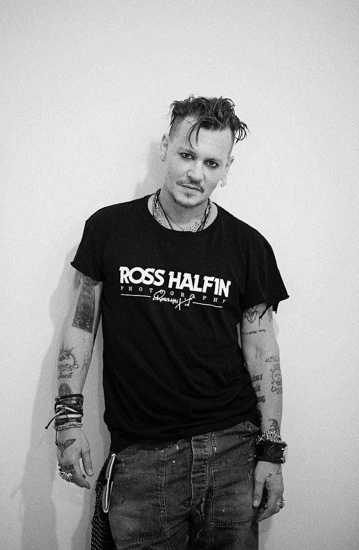 Johnny Depp 2016