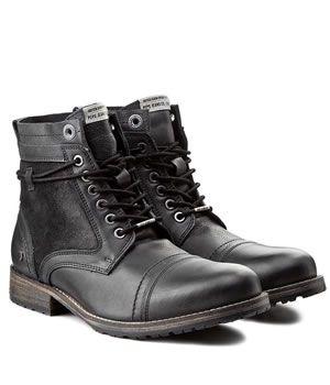 Ghete Barbati Iarna Pepe Jeans Negre | Cea mai buna oferta