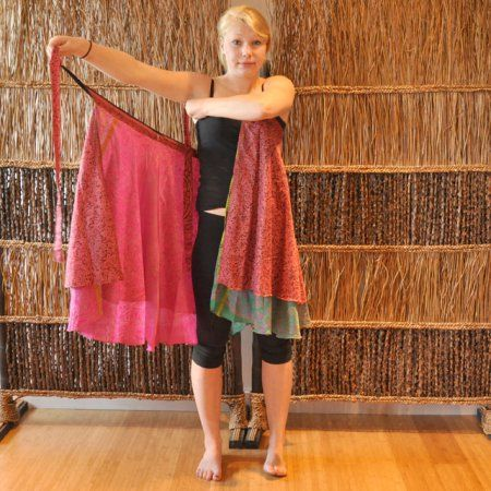 Magic Wrap Skirt Style Tutorial: Athena Tunic   Mexicali Blues Blog