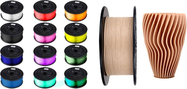 Colido PLA Filament for 3D prints that stand out
