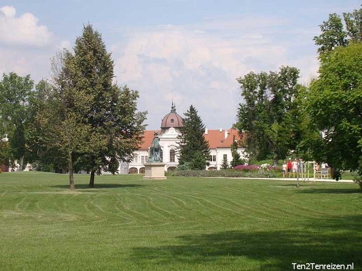 #Gödöllő in #Hongarije met het Paleis van #Sissi.