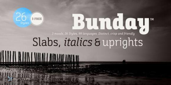 Font dňa – Bunday Slab   https://detepe.sk/font-dna-bunday-slab?utm_content=bufferfca32&utm_medium=social&utm_source=pinterest.com&utm_campaign=buffer