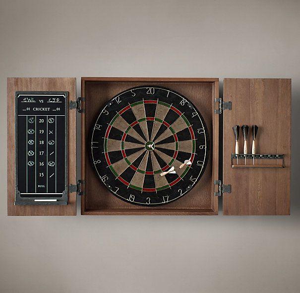 Tournament Dartboard Set ($279) | Splurge-Worthy Gifts | THE MINDFUL SHOPPER