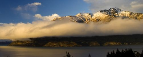 The Remarkables, Queenstown, New Zealand. #GreatFoodRace
