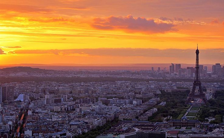 Paris - Create your free personal page - Try Now and get started!