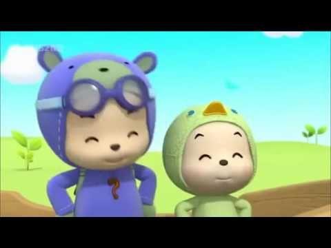 Hutos Mini Mini III 후토스 미니미니 Korean Cartoon Cartoons for Children