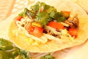 Pulled Pork Tenderloin Tacos | Honey, I Shrunk the Sugar