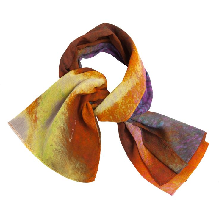 Agnes B Accessories Square cafe scarf