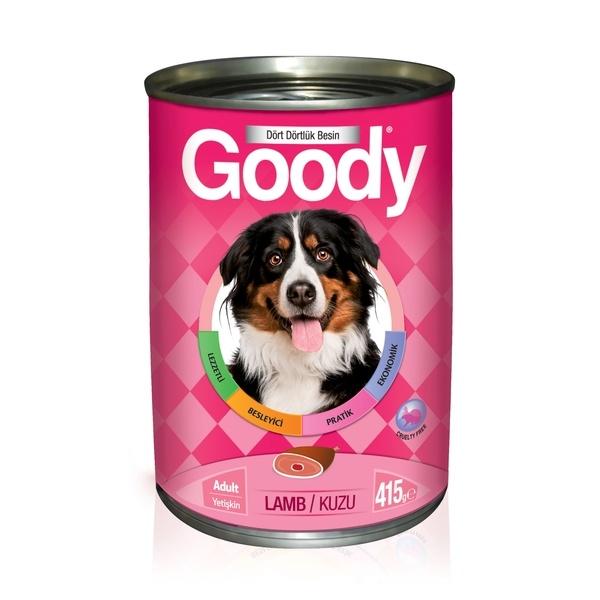 Goody Kuzu Etli Yetişkin Köpek Konserve Yaş Maması
