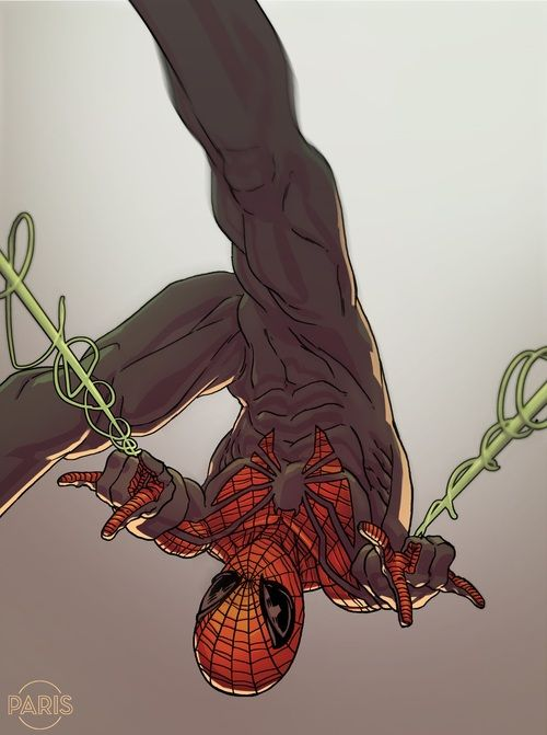 The Superior Spider-Man by Paris Alleyne