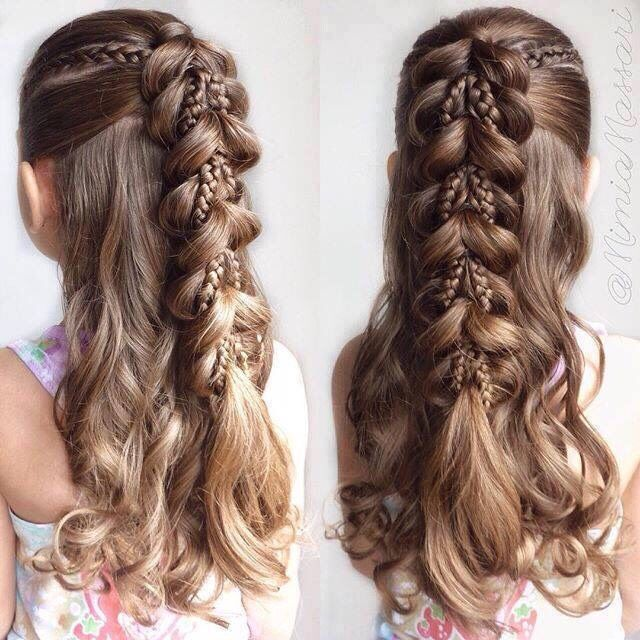 Kids Hairstyles For Girls great little girls long hairstyles 2016 16 Most Coolest And Awe Inspiring Hairstyles I Have Ever Seen