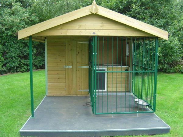 hundehütte groß hundehüten holz hundehaus