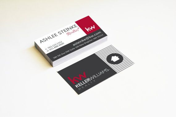 21 best business cards realtors images on pinterest realtor real estate business cards kw block modern by realestatedesigns reheart Gallery