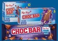 Choc bar? Oh gosh. I love love love!