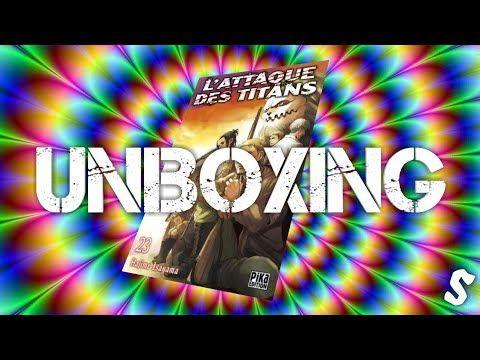 Unboxing On Ans Tome 23 Édition LimitÉ Mister Suricraft Lire La Description Est Bon Pour Santé Vidéo De Préparation Faq