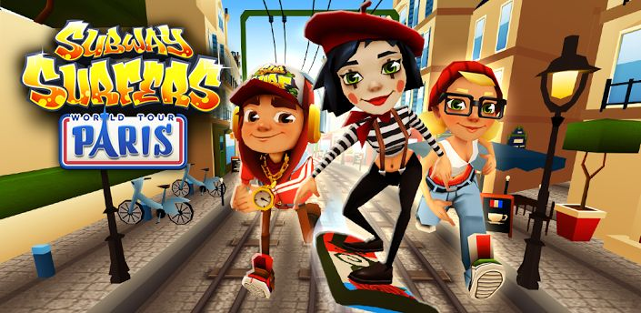 Subway Surfers v1.12.2 Mod (Unlimited Money/Coins/Keys) - Frenzy ANDROID - games and aplications