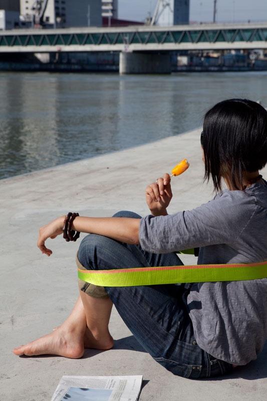 Chairless Design: Chairless Design I, Dark Limes Fuchsia, Vitra, Things, Products, Chairless Di