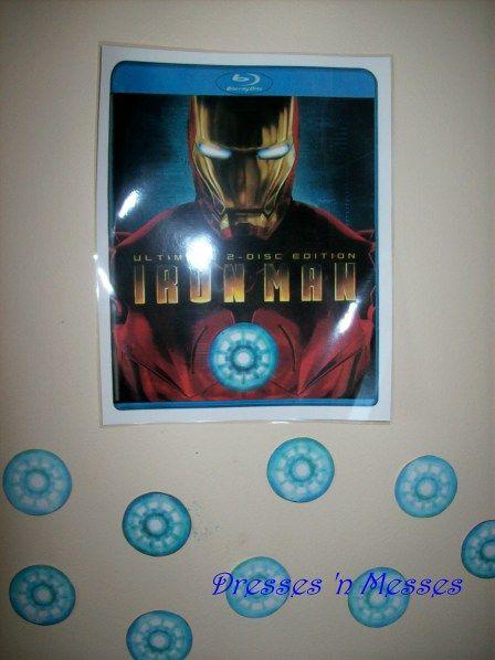 Iron Man party game