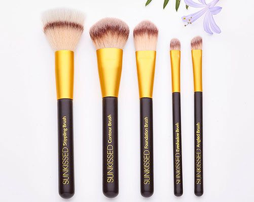 Supersoft Contour Brushes #Sunkissed