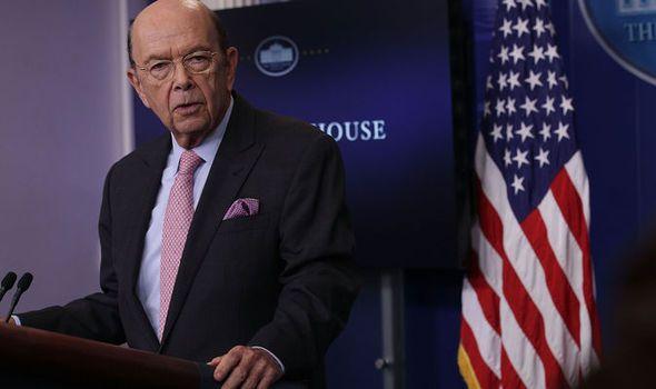 MAN OF STEEL: Trump's advisor Wilbur Ross predicts MINING SURGE amid North Korea war fears