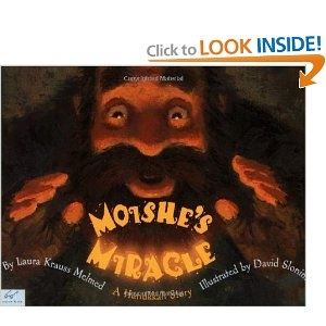 $ Book: Moishe's Miracle, A Hanukkah Story by Laura Krauss Melmed