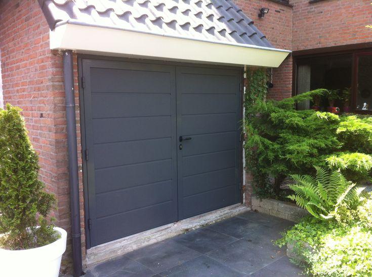 Hormann garagedeur NT60 in Nieuwegein