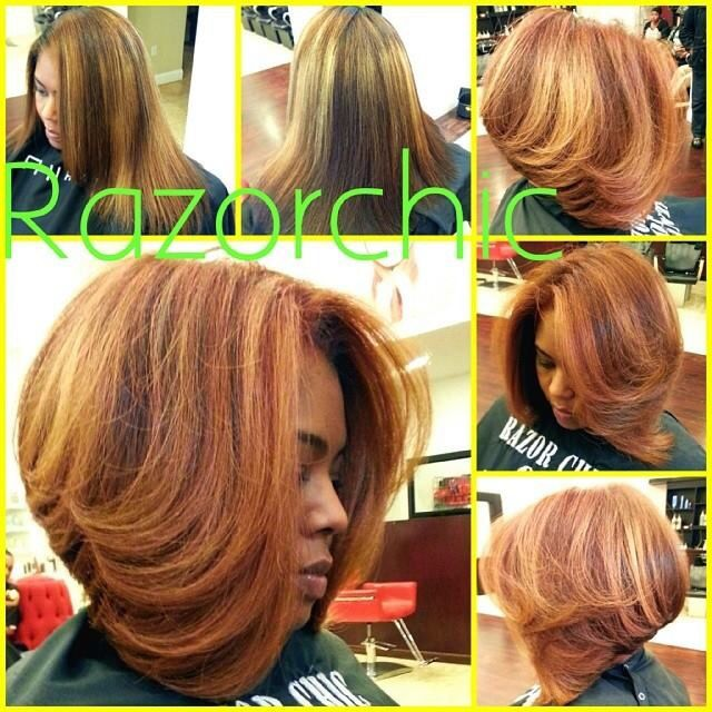 Razor Chic (Atlanta) | Mane Attraction | Pinterest | Bobs