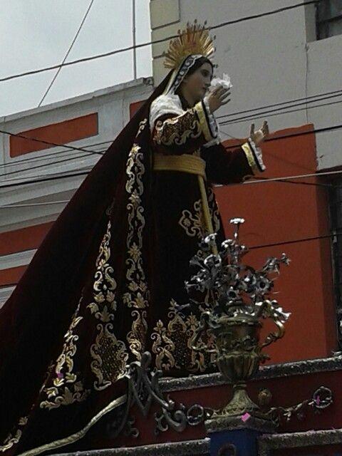 María Madre, Jueves Santo, Guatemala