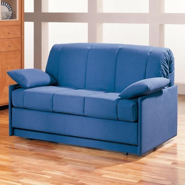 Sofa cama de matrimonio con o sin for Sofa cama sin somier
