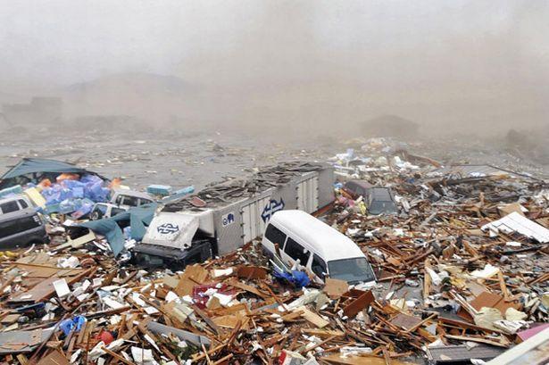 Seluruh Jepang mengheningkan cipta, peringati lima tahun tsunami