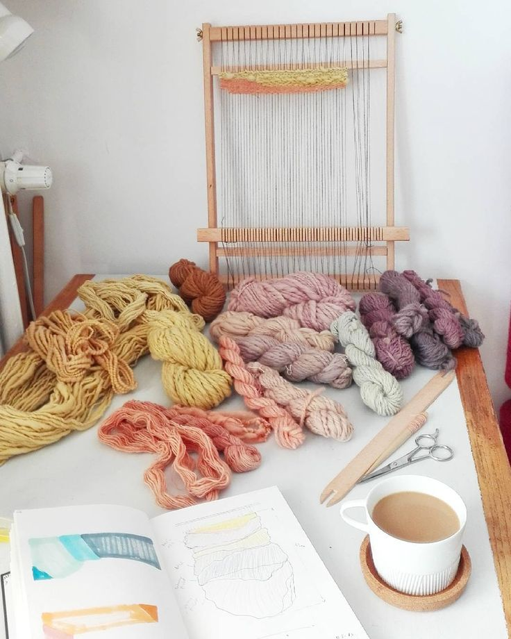 "Polubienia: 99, komentarze: 12 – Jadzia Lenart (@jadzialenart) na Instagramie: ""Its time for coffee and new weaving ☕🔅 #sundaymood #sunday #sundaymorning #coffee #coffeetime…"""