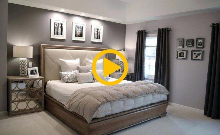 Schlafzimmer Wandfarbe Ideen Mit Dunklen Mobeln Pinterest Modernen