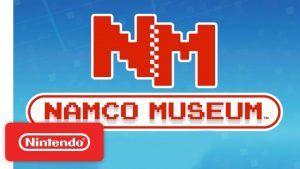 Namco Museum: Pac-Man Vs e tanti altri titoli arcade presto su Switch