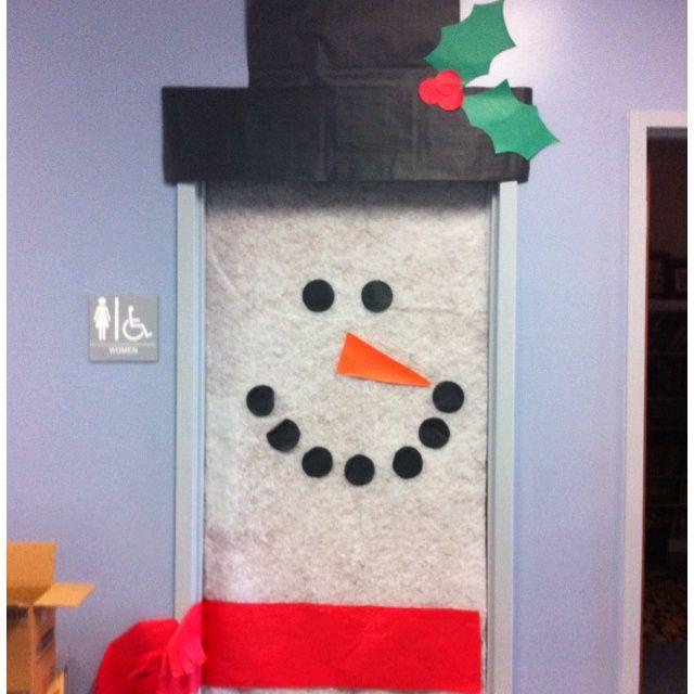 Winter Classroom Door Decorations Winter Door Decoration