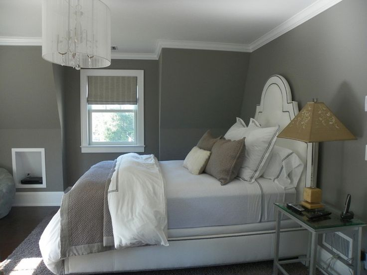 Choose matte finish paint on the walls rather than flat - Paint finish for bedroom ...
