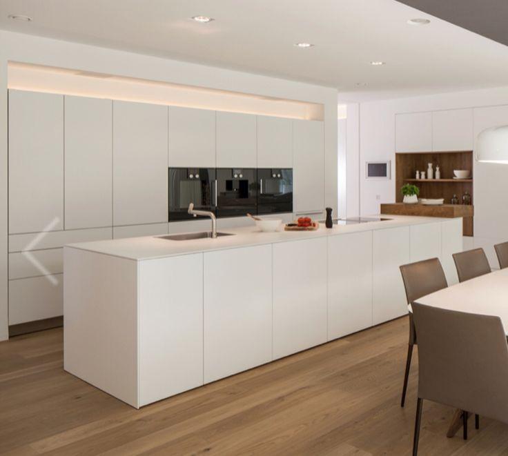 138 best Küche images on Pinterest Kitchen ideas, Kitchen modern - u form küchen