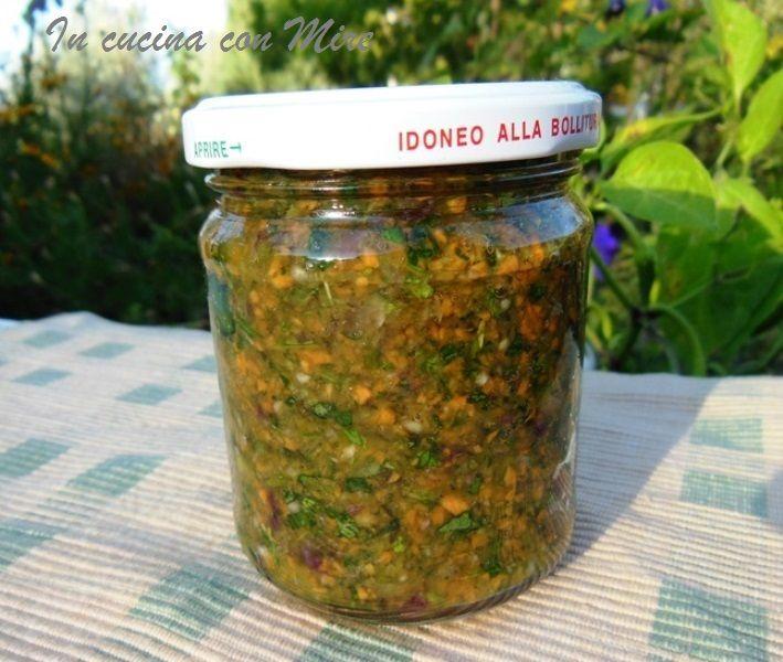 Battuto pe rsugo-ricetta ..indispensabile in cucina #gialloblogs…
