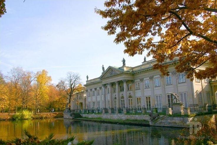 Parco Lazienki - Varsavia