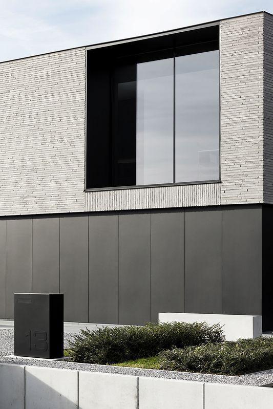 9 best häuser am hang images on pinterest   modern contemporary, Hause und Garten