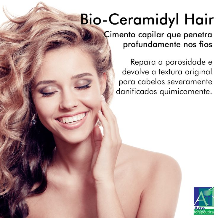 Conheça o Bio-Ceramidyl Hair da Galena. Concentrado de glicoceramidas, colesterol e fosfolipídeos que promovem hidrorretenção e bioproteção ao couro cabeludo, estruturação e reparação lipídica dos fios, além de possuir ação filmógena que confere condicionamento, vivacidade e brilho aos cabelos.