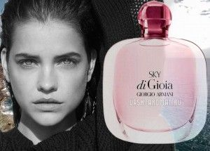 #Armani Sky di Gioia от #GiorgioArmani: розовое небо Средиземноморья