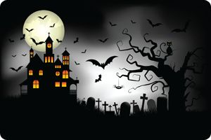 Don't be spooked be green this Halloween! | Recycle for Wales