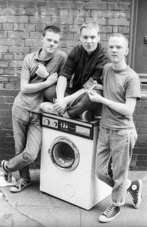 BRONSKI BEAT.  Saw them live at the Fridge in Brixton.