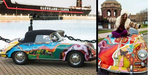janis joplin porsche auction makes mercedes benz hip but porsche was. Cars Review. Best American Auto & Cars Review